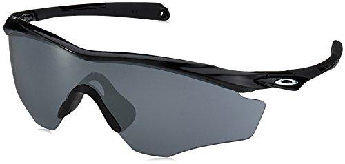 Oakley Herren Sonnenbrille M2 Frame XL Schwarz (Negro), 1