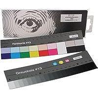 Mapa grandes niveles de escala de grises y color 14-36cm