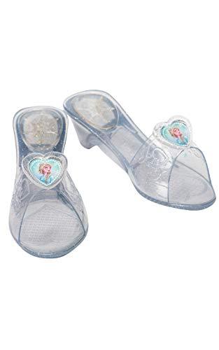 Rubie's 300611OS Jelly Schuhe, Jungen, durchsichtig