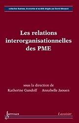 Les relations interorganisationnelles des PME