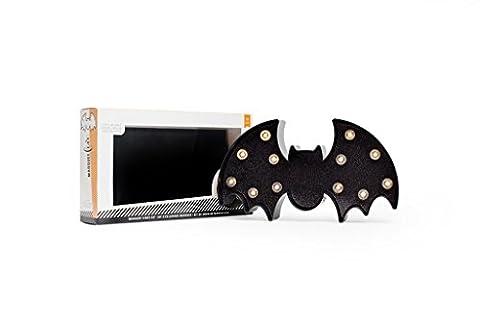 Heidi Swapp Marquee Love Plastic Shape Kit-Bat 10