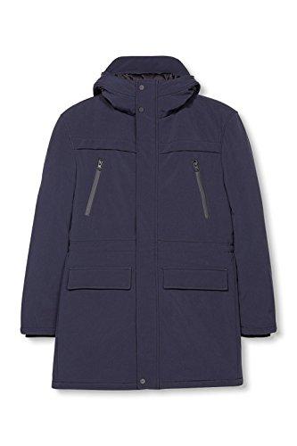 ESPRIT Collection Herren Jacke Blau (Navy 400)