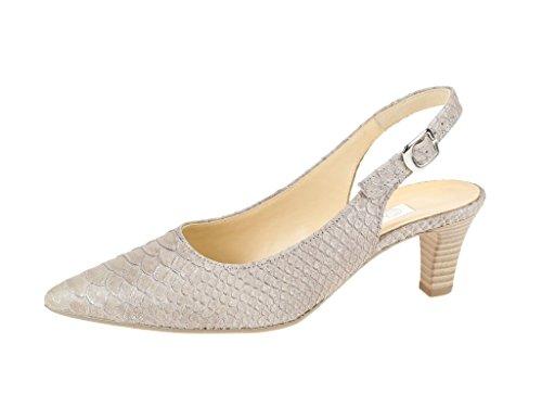 Gabor Damen Sling 41.550.84 Diamond Snake beige, Damen Größen:37;Farben:beige