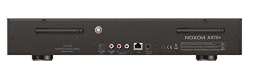 NOXON A570+ Hi-Fi Komponente Internet-Radio schwarz