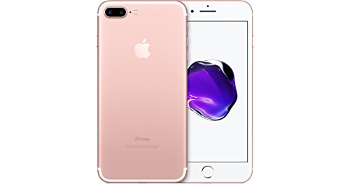 Apple iPhone 7 Plus, Smartphone 32 GB, Rosa (Reacondicionado Certificado)