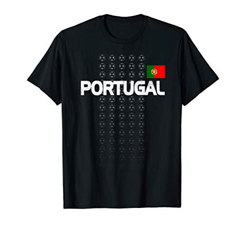Portugal soccer Shirt - Portuguese National Team Fan Top