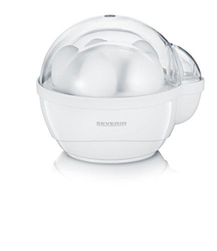 Severin EK 3050 Eierkocher, weiß  1-6 Eier  400 W