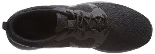 Nike Roshe One Hyperfuse, Baskets Basses Homme Noir (BLACK/BLACK)