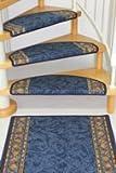 MEISTEREI RÜGEN blau , Stufenmatte Made in Germany ca. 65 cm breit 23.5 cm tief