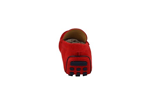 BLAINE E6013519 SCARPA ROSSO HARMONT CAMOSCIO Rosso