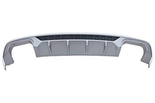 KITT RDAUA38VFSN - Mantovana diffusore per paraurti posteriore Sedan/Cabriolet 16-19 Standard Bumper (SE) Design