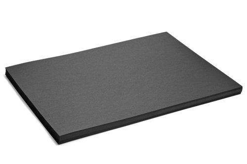 House of Card & Paper Karton220g/m² A3 (Pack of 25 Sheets) schwarz