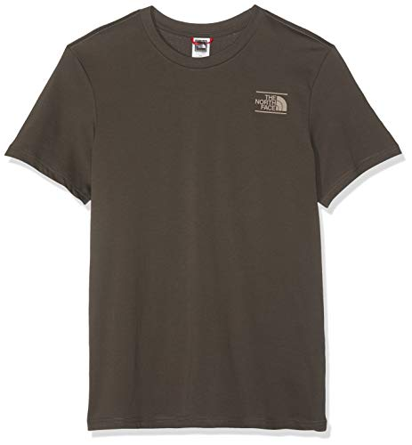 The North Face S/S MNT Exp tee Camiseta gráfica Manga