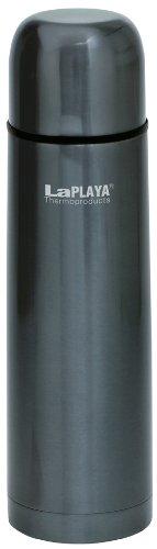 LaPlaya, Thermoproducts Mercury Thermos, Blu (blau/grau), 8,5 x 8,5 x 30 cm