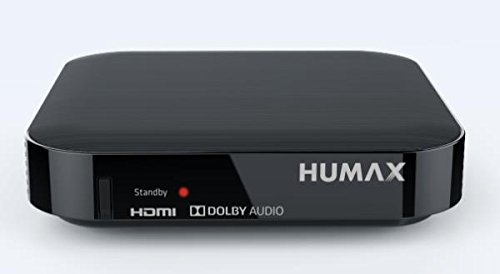 HUMAX Digital Kabel HD Nano Kabelreceiver Schwarz