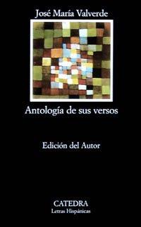 Antología de sus versos (Letras Hispánicas)
