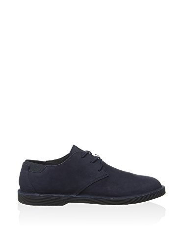 Morrys Drybuck Camper, Chaussures Derby Bleues Foncées