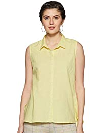 Cherokee by Unlimited Women's Button Down Shirt