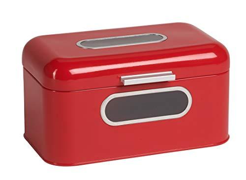 ECHTWERK Brotkasten, Brotbox, aus Metall,