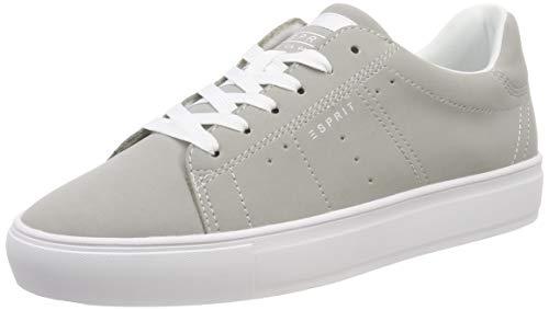 ESPRIT Damen Colette LU Sneaker, Grau (Medium Grey 035), 40 EU