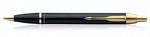Parker IM Metal Black GT Ball Point Pen  available at amazon for Rs.1225