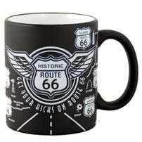 San Francisco Kaffee Tasse Historic Route 66 Kaffee Becher 11 OZ sfmugoloa