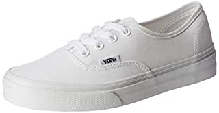 Vans U Authentic - Baskets Mode Mixte Adulte, Blanc (True White), 43 EU (B000UYJBQA) | Amazon Products