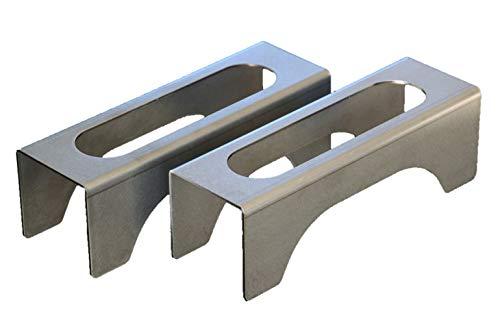 Morillos ultra compactos para estufas de leña e insertos, diseño moderno y...