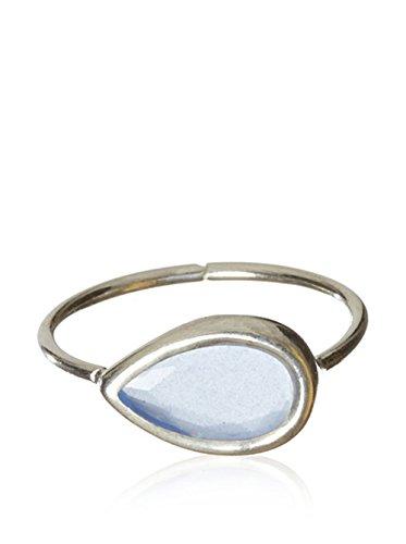 Córdoba Jewels | Ring in 925Sterling Silber. Design Tropfen Wasser Marina