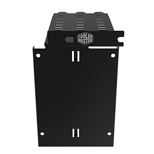Price comparison product image Cooler Master SSD tray,  Black (1-bay) Case Accesory 'FreeForm Modular System,  High Quality Steel Build