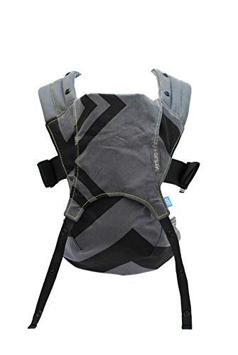 We Made Me 20114-GL-03 Venture+ 2 In 1 From 18 months - Black Charcoal zigzag, mehrfarbig -