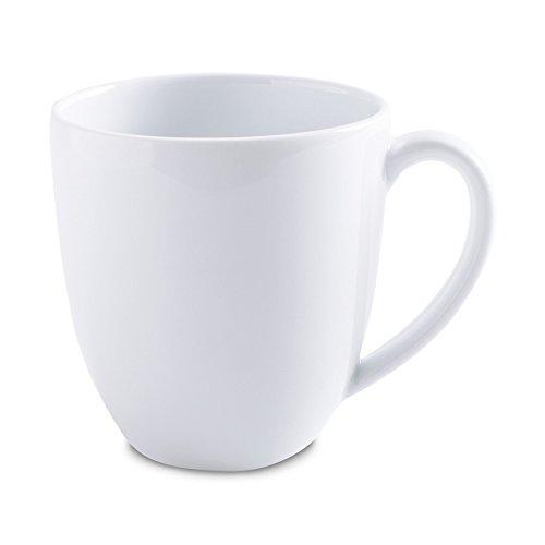 Kahla Pronto weiss Kaffeebecher 0,40 l XL