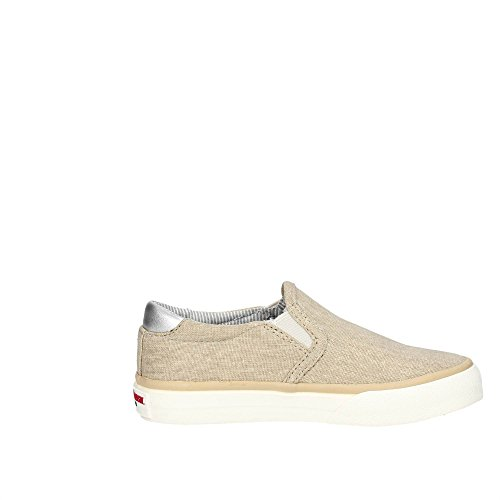 U.s. Polo Assn GALAB4165S7/CY2 Slip-on Chaussures Fille Beige