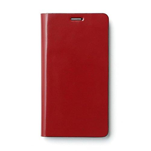 Zenus AA400249 Avoc Luna Diary in Rot für Samsung Galaxy Note 4 GT-N7000