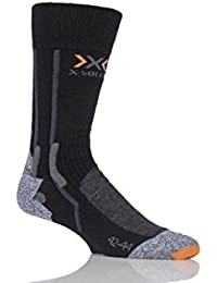 X-Socks Funktionssocken Trekking Silver
