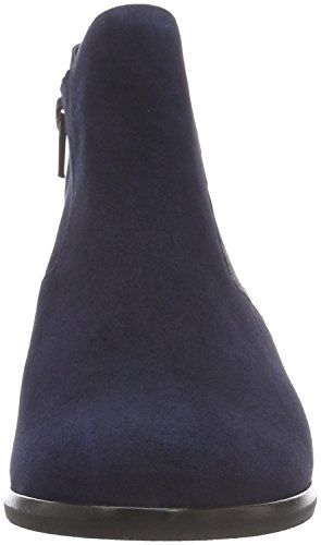 Hassia Fermo, Weite G, Bottines non doublées femme Bleu - Blau (9100 nachtblau)