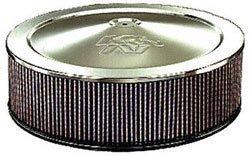 K&N CE-1502 Chevy Chrome Top by K&N