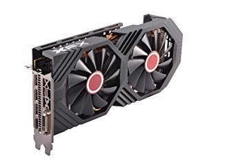 XFX RX-580P828D6 - Grafikkarte Radeon RX 580 GTS 1405MHz 8GB PCI Express, Schwarz - Powercolor Radeon Hd Pcs