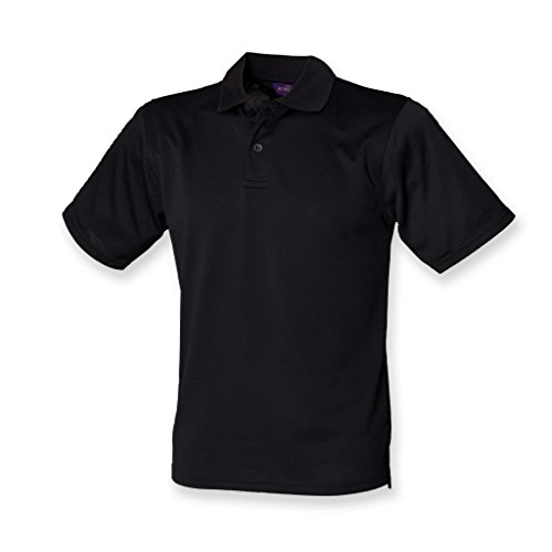 Coolplus Piqué Poloshirt Charcoal (Solid)