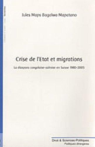Crise de l'Etat et Migrations