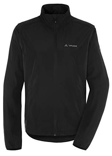 VAUDE Damen Jacke Dundee Classic Zip Off Jacket, schwarz (black), 38 (S)
