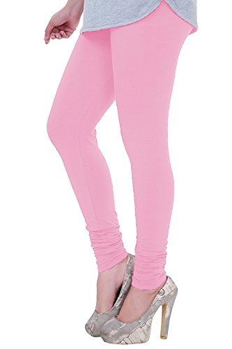 0685c149eec66e Saundarya Cotton Leggings Churidar, comfortable, stylish and soft leggings  – Free Size (28-36 Inches)