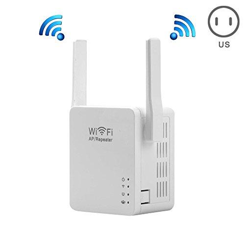 Rokoo 2.4G Mini WiFi Extender 300Mbps Wireless WiFi Repeater USB Ladekabel 2dbi Antenne Signalverstärker für 802.11b/g/n WPS