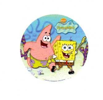 BBS - SpongeBob Partyteller Ø 18 cm