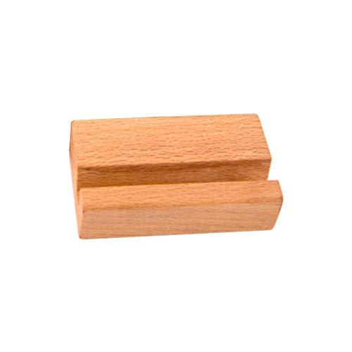 Alta calidad. Características: Hecho de material de madera natural, ecológico, seguro y duradero. Hecho a mano con textura de madera clara y hermosa, se ve realmente elegante y elegante. Con excelente calidad, mano de obra fina, diseño moderno y aspe...