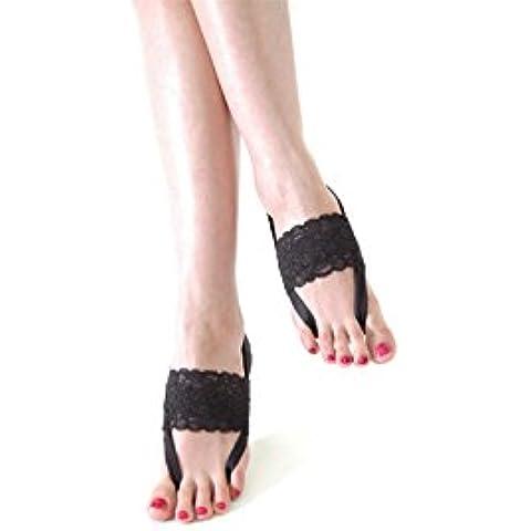 Ashipita Fashion nero taglia M - fasce