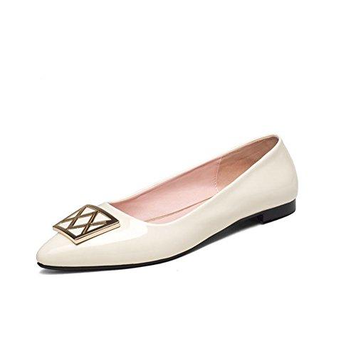 moda scarpe da donna in primavera/Asakuchi scarpe a punta piatte/Scarpe coreane A