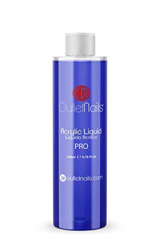 Liquido Acrilico Profesional 200ml / Monomero