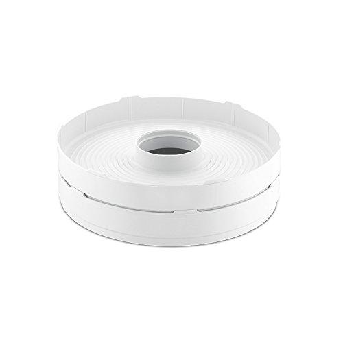 ROMMELSBACHER DE 100, 2 Dörretagen für Dörrautomat DA 750 (2 Stück, BPA-frei) weiß