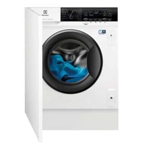 Electrolux EW7W3866OF lavadora Carga frontal Integrado Blanco A - Lavadora-secadora (Carga frontal, Integrado, Blanco, Izquierda, Giratorio, LED)